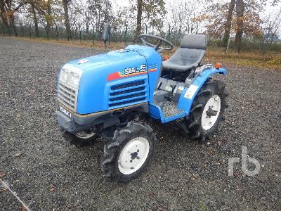 ISEKI TF5F-XD 2WD Utility Tractor