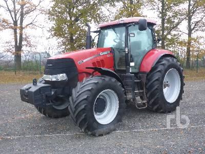 2012 CASE IH PUMA 180 MFWD Tractor