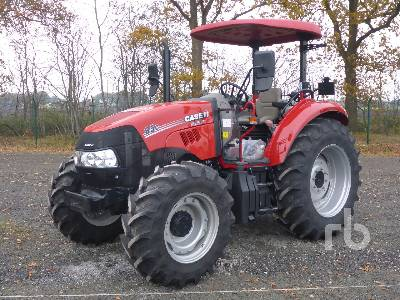 Unused 2017 CASE IH FARMALL 85C MFWD Tractor