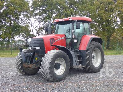 2009 CASE IH CVX 150 MFWD Tractor