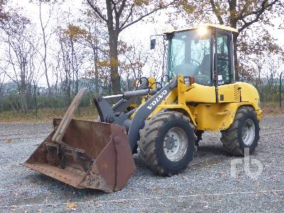 2000 VOLVO L30Z Wheel Loader