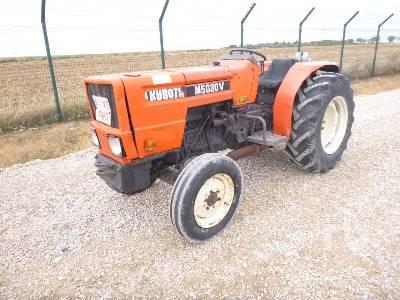 1989 KUBOTA M5030V 2WD Tractor