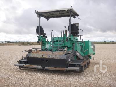 2007 CIBER AF 5000 Asphalt Paver
