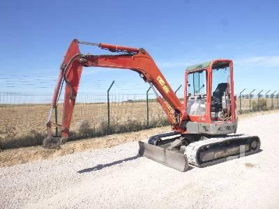 2006 YANMAR VIO55 Midi Excavator (5 - 9.9 Tons)
