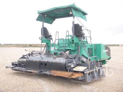 2007 CIBER AF5000 Asphalt Paver