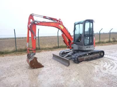 2011 YANMAR VIO50/U Midi Excavator (5 - 9.9 Tons)