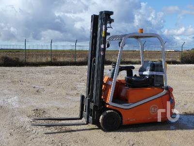 2003 BT CBE 1.6 ACT Electric Forklift