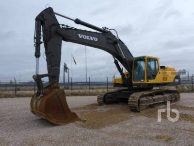 2006 VOLVO EC460BLC Hydraulic Excavator