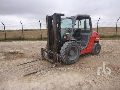 2007 MANITOU MH20-4T BUGGIE 4x4 Rough Terrain Forklift