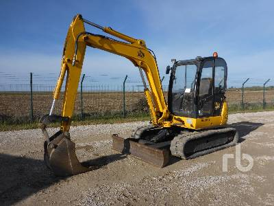2008 JCB 8052 Mini Excavator (1 - 4.9 Tons)