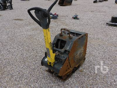 2013 BOMAG BPR45/55D Plate Compactor