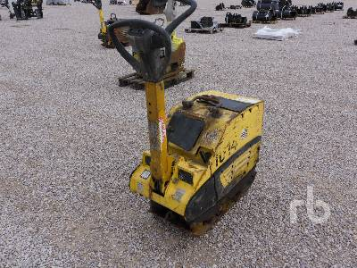 2011 BOMAG BPR45/55DE Plate Compactor