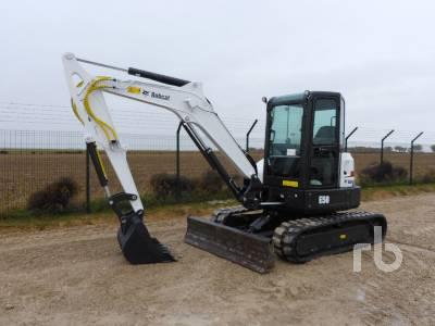 2019 BOBCAT E50 Mini Excavator (1 - 4.9 Tons)