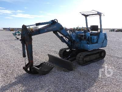 AIRMAN HM30SG-2 Mini Excavator (1 - 4.9 Tons)