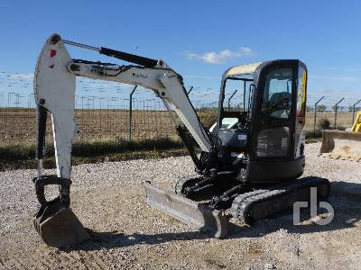 2006 BOBCAT 430AG Mini Excavator (1 - 4.9 Tons)