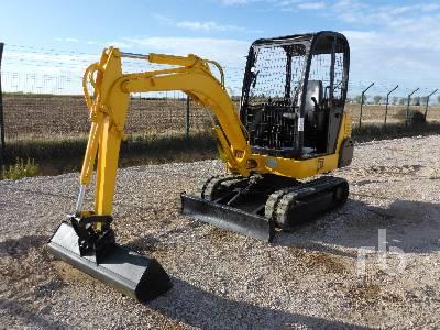 2001 JCB 8024 SUPER Mini Excavator (1 - 4.9 Tons)