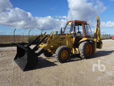 CASE 580G 4x4 Loader Backhoe