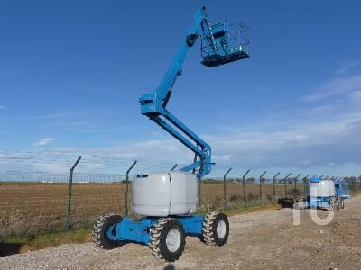 2001 GENIE Z45/25 4x4 Articulated Boom Lift