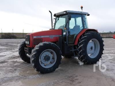 2000 MASSEY FERGUSON 4270 4WD MFWD Tractor