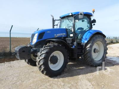 2013 NEW HOLLAND T7-270 4WD MFWD Tractor