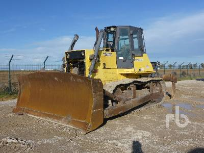 2006 NEW HOLLAND D255 Crawler Tractor