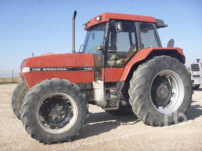 CASE 5130 4WD MFWD Tractor