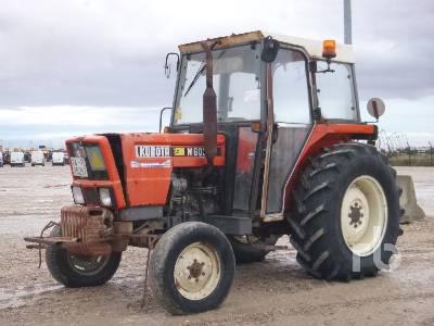 1988 KUBOTA M6030 2WD 2WD Tractor