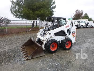 Bobcat S185 Skid Steer Loader Specs Dimensions Ritchiespecs