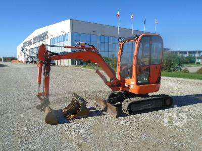 2011 JCB 8025ZTS Mini Excavator (1 - 4.9 Tons)