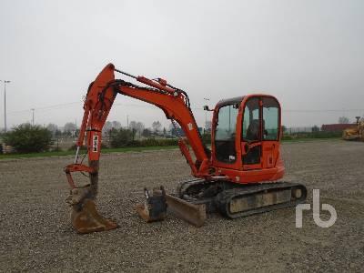 2012 JCB 8050ZTS Mini Excavator (1 - 4.9 Tons)