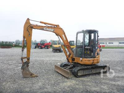 2004 CASE CX50B Mini Excavator (1 - 4.9 Tons)
