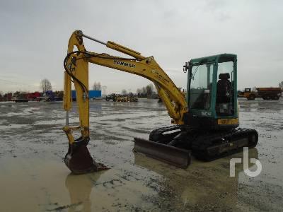 2012 YANMAR VIO57 Midi Excavator (5 - 9.9 Tons)