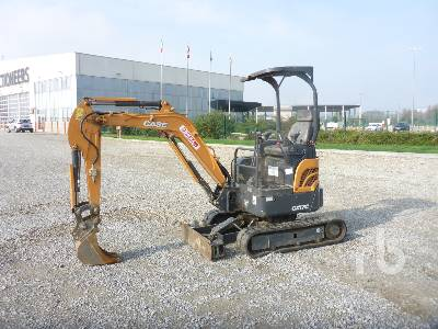 2017 CASE CX17C Mini Excavator (1 - 4.9 Tons)