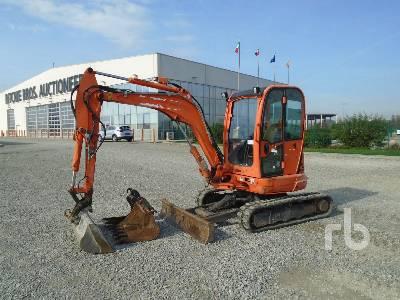 2012 JCB 8035 Mini Excavator (1 - 4.9 Tons)