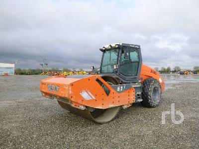 2014 HAMM H20I Smooth-Drum Vibratory Roller