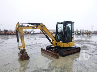 2012 CATERPILLAR 304E CR Mini Excavator (1 - 4.9 Tons)