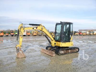 2012 CATERPILLAR 304E Mini Excavator (1 - 4.9 Tons)