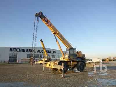 2008 LOCATELLI GRIL830C 30 Ton 4x4x4 Rough Terrain Crane