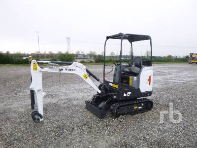 Unused 2019 BOBCAT E19 Mini Excavator (1 - 4.9 Tons)
