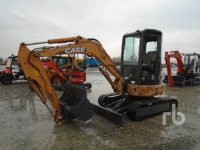 2007 CASE CX36BC Mini Excavator (1 - 4.9 Tons)