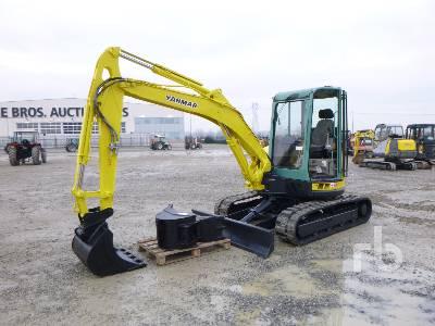 2008 YANMAR VIO57 Midi Excavator (5 - 9.9 Tons)