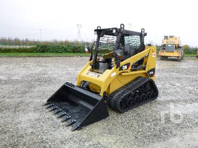 2013 CATERPILLAR 247B3 Multi Terrain Loader