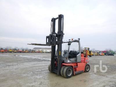 2008 KALMAR DCE70-6HM 7000 Kg Forklift