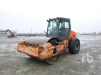 2006 HAMM 3412HT Smooth-Drum Vibratory Roller