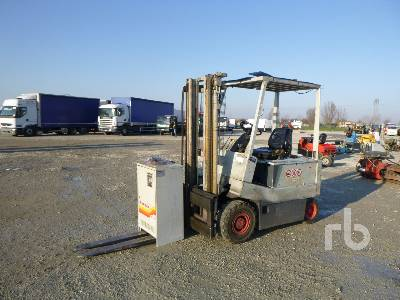 1987 OM CARELLI E30N Electric Forklift