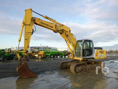 2005 NEW HOLLAND E215 Hydraulic Excavator