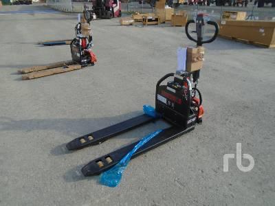 Unused 2019 HELI CBD15J-LI 1500 Kg Electric Pallet Jack