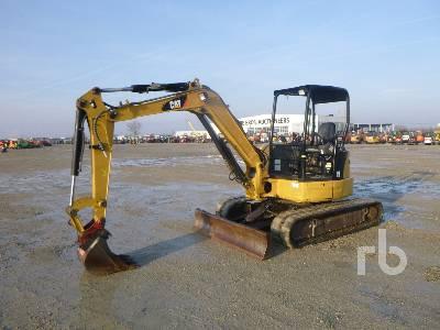 2013 CATERPILLAR 305E Mini Excavator (1 - 4.9 Tons)