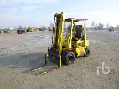 LANCER BOSS PD4P/12 4000 Kg Forklift