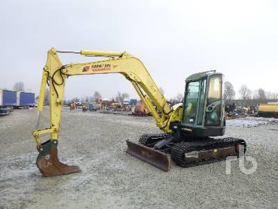 2007 YANMAR VIO75 Midi Excavator (5 - 9.9 Tons)